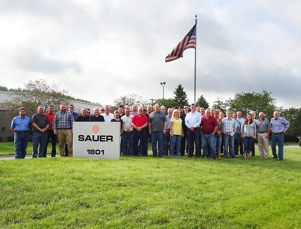 Sauer Group - Columbus, OH