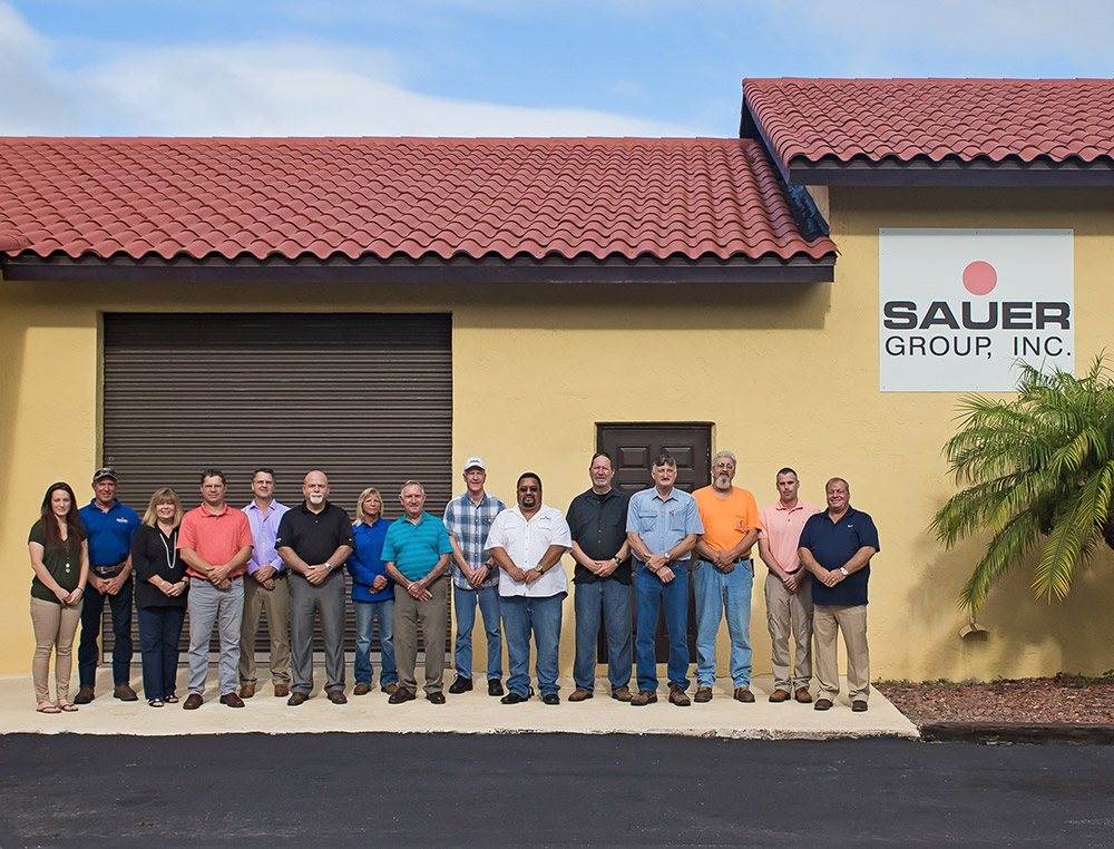 Sauer Group - Cape Canaveral